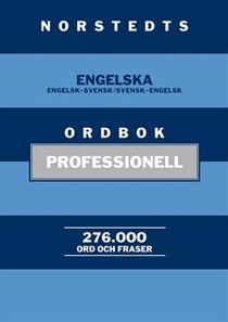 Norstedts engelska ordbok - Professionell