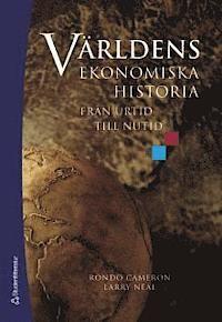 Världens ekonomiska historia : från urtid till nutid