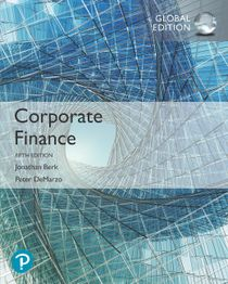 Corporate Finance plus Pearson MyLab Finance with Pearson eText, Global Edition