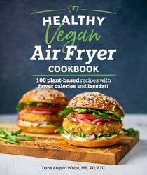 Healthy Vegan Air Fryer Ckbk