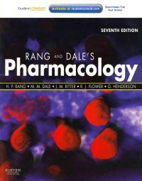 Rang & Dale's Pharmacology - with student consult online access