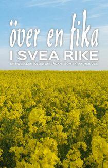 Över en fika i Svea rike : en novellantologi om sådant som skrämmer oss