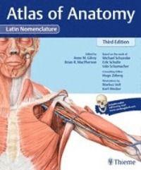 Atlas of Anatomy, 3e Latin