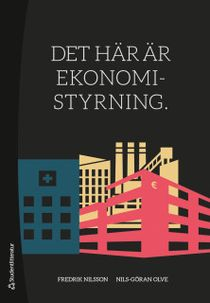 Det här är ekonomistyrning - en bok om styrmix