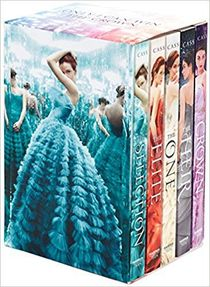 Selection 5-Book Box Set: The Complete Series