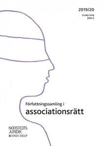 Författningssamling i associationsrätt : 2019/20