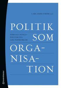 Politik som organisation