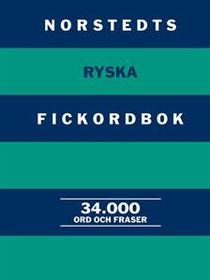 Norstedts ryska fickordbok - Rysk-svensk/Svensk-rysk