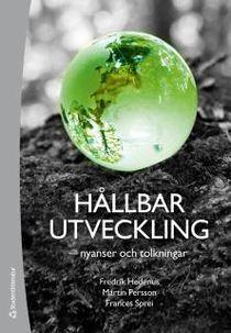 Hållbar utveckling - nyanser och tolkningar