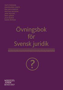 Övningsbok för Svensk juridik