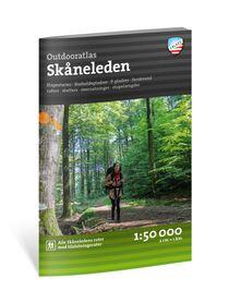 Outdooratlas Skåneleden (danska)