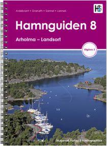 Hamnguiden 8 Arholma - Landsort, utgåva 3