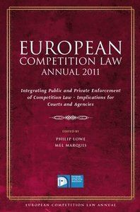 European Competition Law Annual