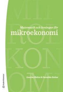 Matematik och övningar för mikroekonomi