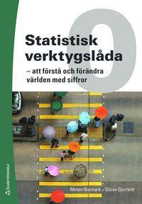 Statistisk verktygslåda 0 - att förstå och förändra världen med siffror (bok