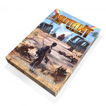 Mutant: År Noll - Grundbox