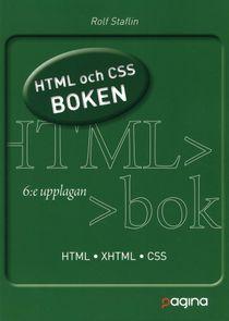 HTML och CSS-boken