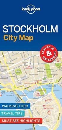 Stockholm City Map LP