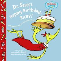 Dr. Seuss's Happy Birthday, Baby!