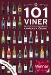 101 Viner du måste dricka innan du dör: 2018/2019