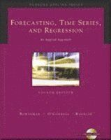 Forecasting, time series, and regression
