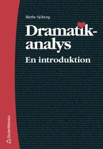 Dramatikanalys