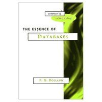 The Essence of Databases