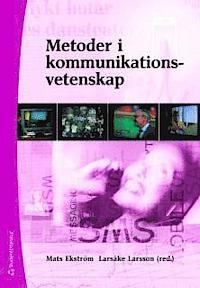 Metoder i kommunikationsvetenskap