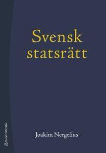 Svensk statsrätt