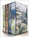 The Hobbit & The Lord of the Rings Boxed Set (Illustrated edition)