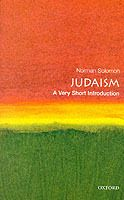 Judaism, A very Short Introduction