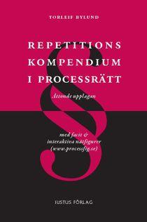Repetitionskompendium i processrätt