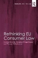 Rethinking EU Consumer Law