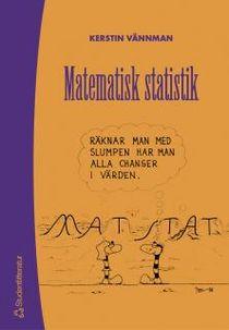 Matematisk statistik
