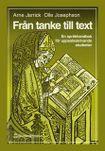 Från tanke till text