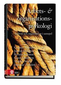 Arbets- och organisationspsykologi