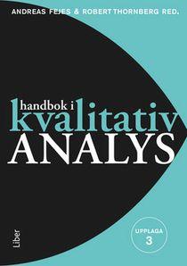 Handbok i kvalitativ analys